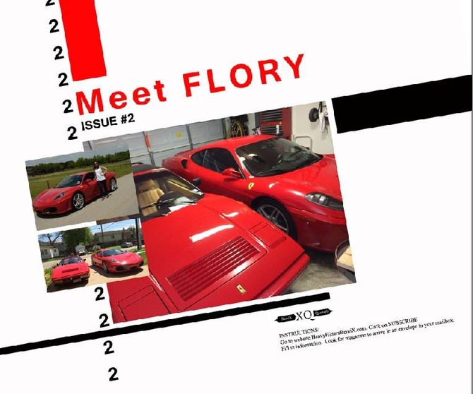 Meet Flory - ISSUE #2