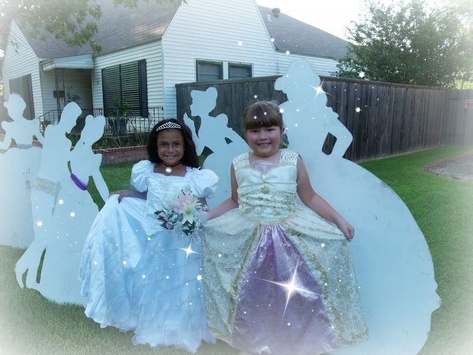 BoMoSo princess all dressed up