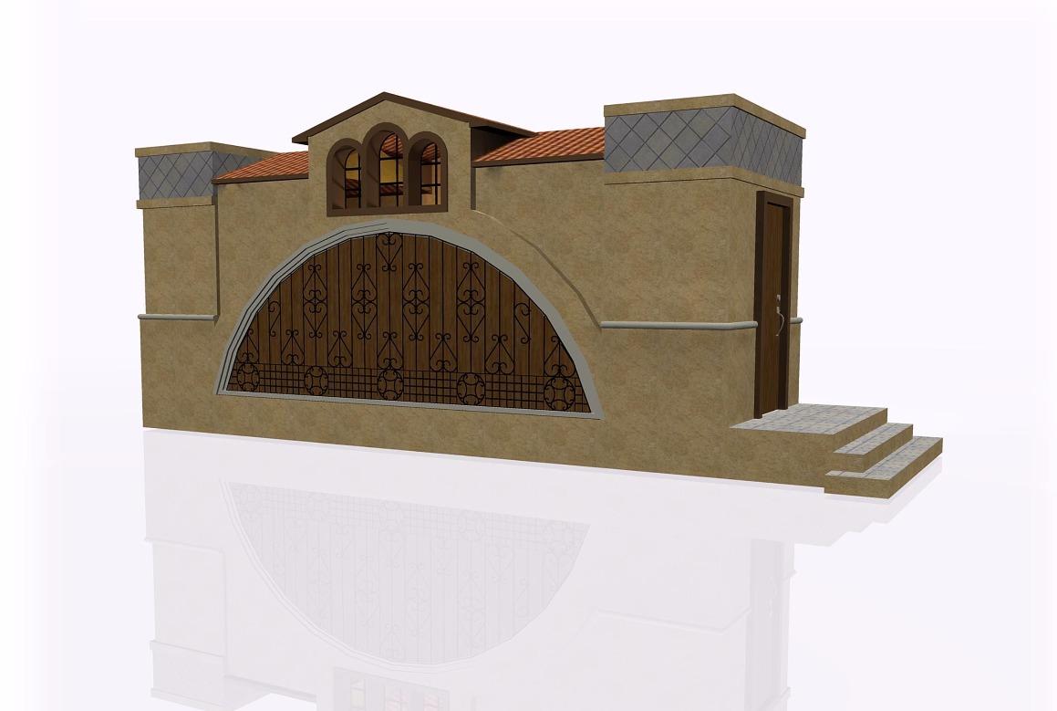 Casita Arch