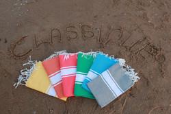 Foutas serviette plage