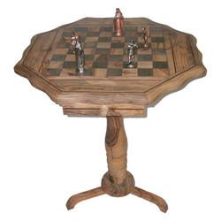 Table de jeux d'échecs