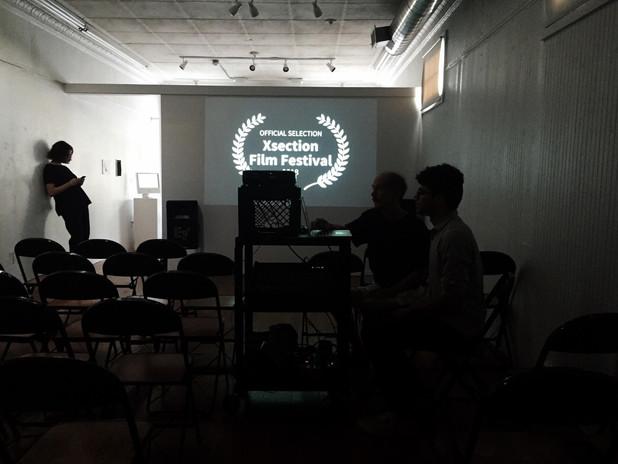 Xsection Film Festival 2018