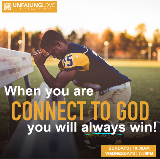 ULCC - You are Connected to God - Social