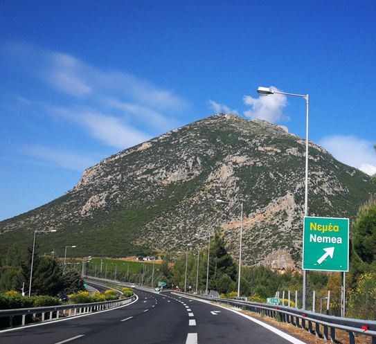 Road to Nemea