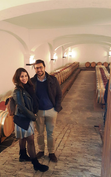Nancy and Stefano: Founders and Enologists of Greece By The Glass - Wine Tours