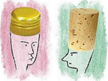 Cork vs. Screw Cap