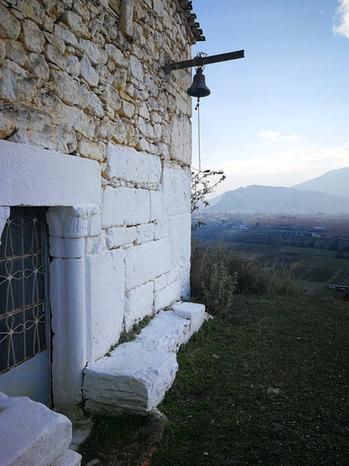 Little Chapel in Nemea