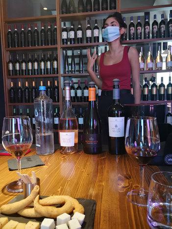 Nemea Wine Tour at Ktima Gofas