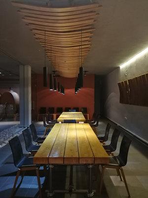 Tasting Room of Gaia Estate