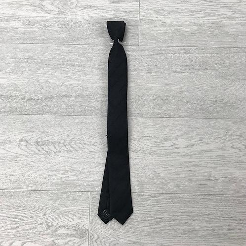 ⚪️GEORGE black tie. NWT