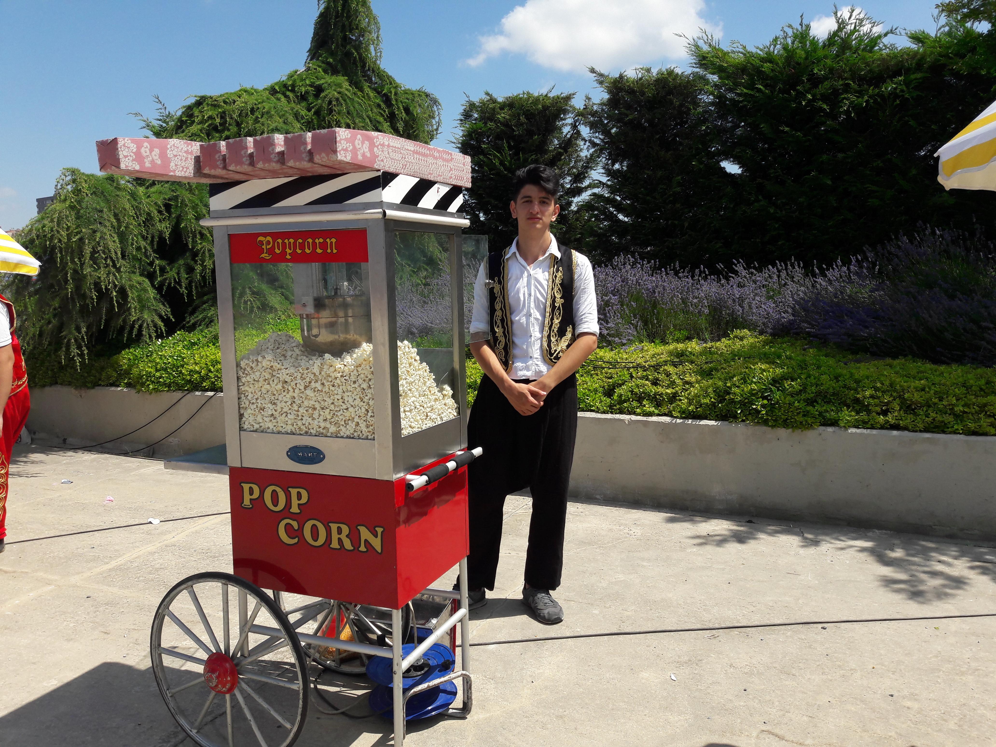 Popcorn Kiralama