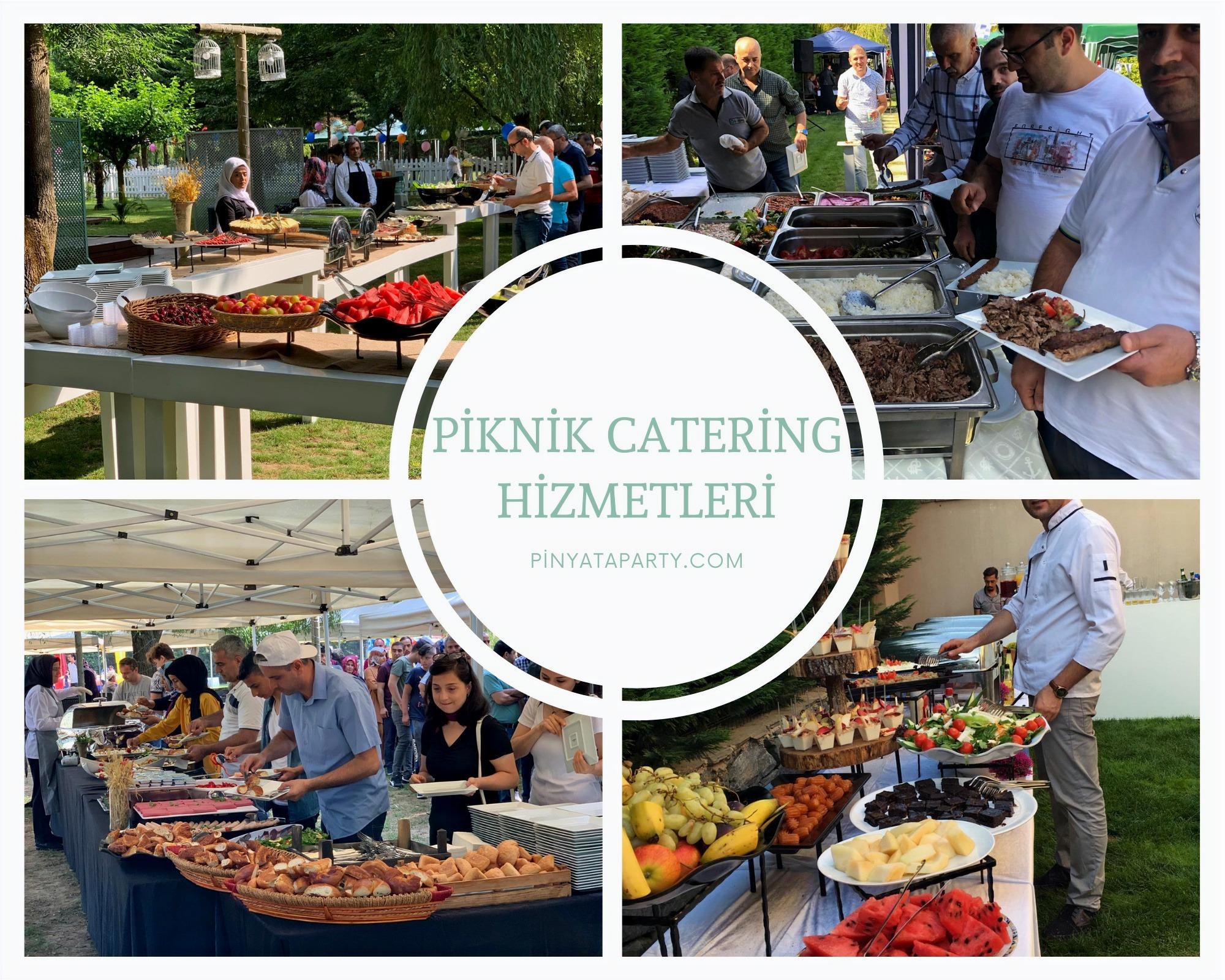 Piknik Catering Hizmetleri