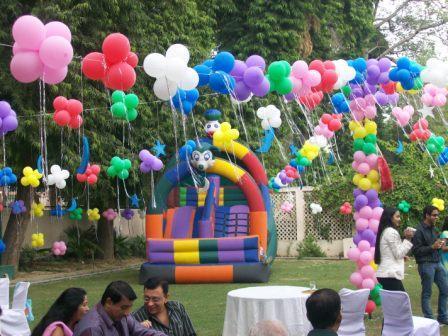 Balon Süsleme Hizmeti