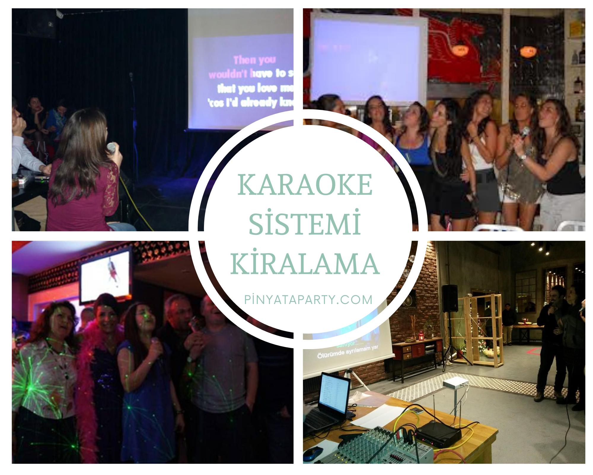 Karaoke-Sistemi-Kiralama