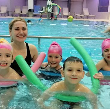 Zbog čega je plivanje važno?