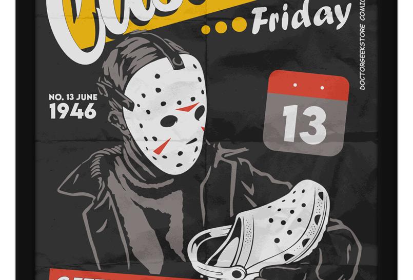 Pôster - Jason: Friday