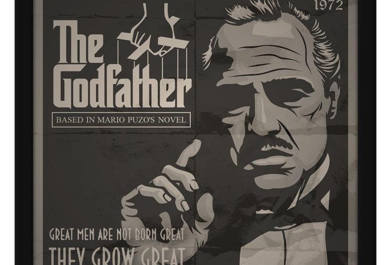 Pôster - Godfather