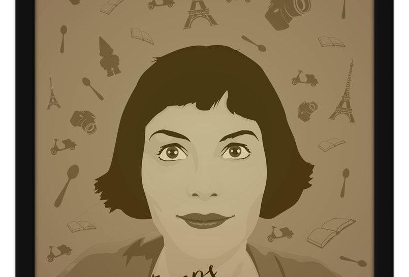 Pôster - Amelie Poulain: Tempos Difíceis