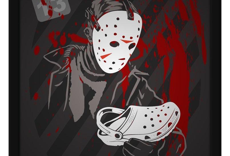 Pôster - Jason: Casual Friday