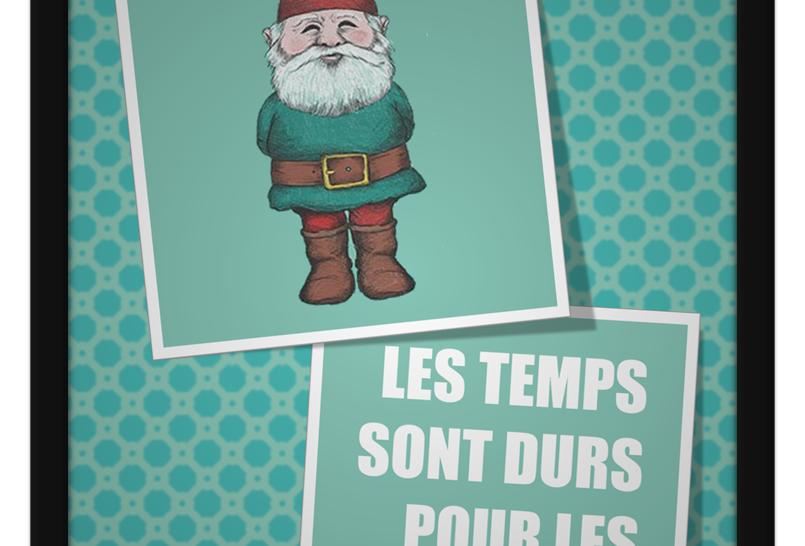 Pôster - Amelie Poulain: Tempos Difíceis 2