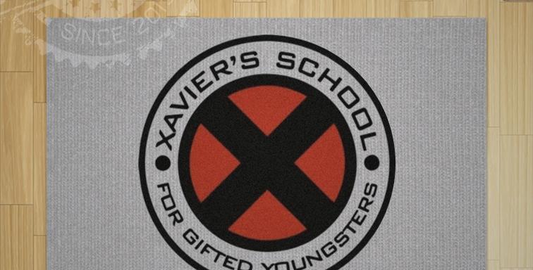 Tapete Capacho - X-men: Escola Xavier