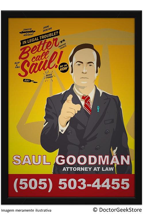 Pôster - Better Call Saul