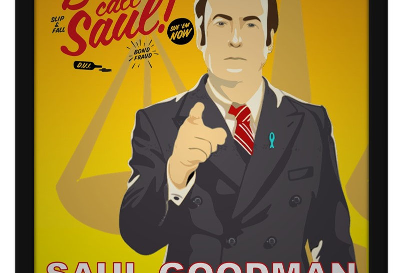 Pôster - Better Call Saul
