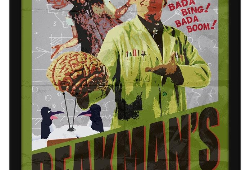 Pôster - Beakman's World