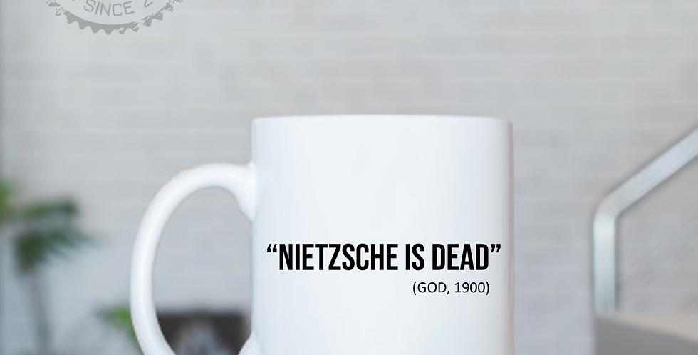 Caneca - Nietzsche is Dead