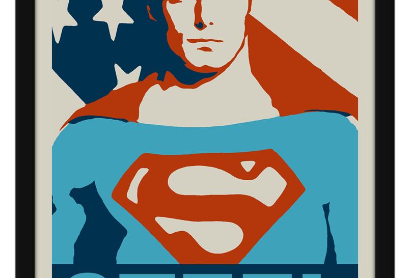 Pôster - Superman: Steel