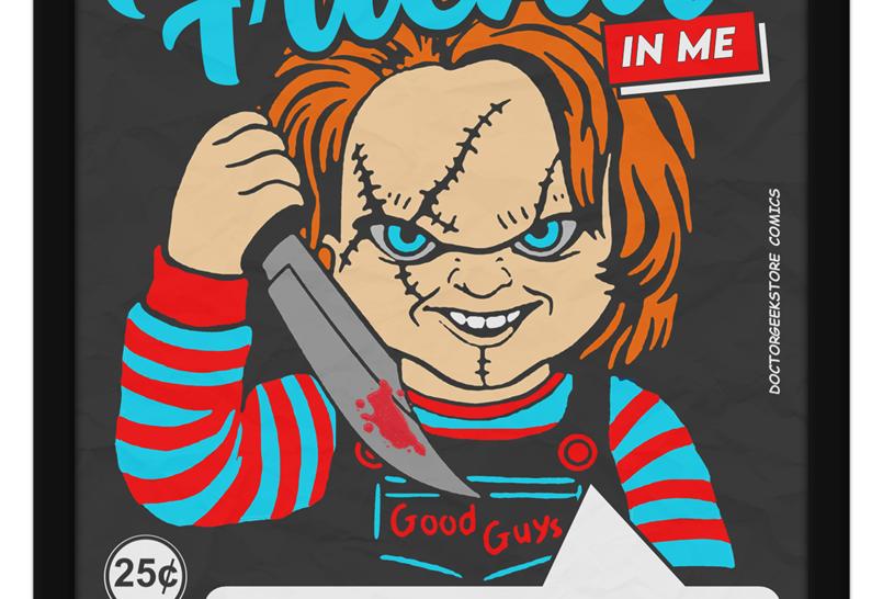 Pôster - Chucky: You're got a friend in me
