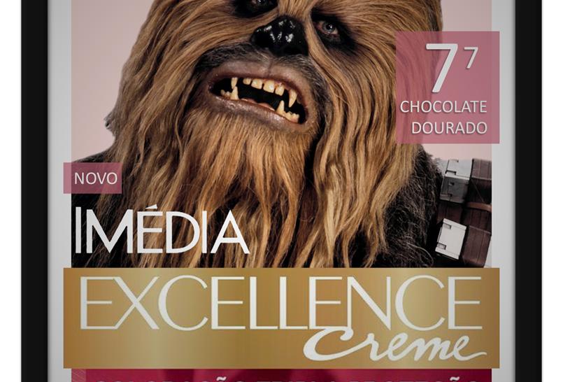 Pôster - Star Wars: Chewbacca