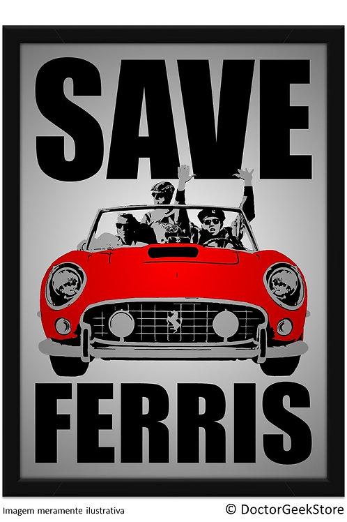 Pôster - Save Ferris