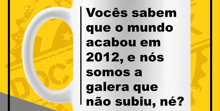 Caneca - 2012
