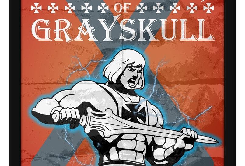 Pôster - He-man: Power of Grayskull