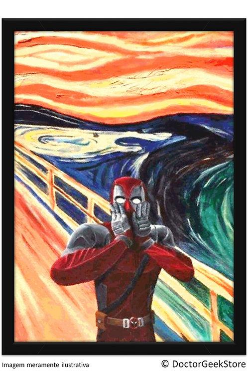 Pôster - Deadpool: O Grito