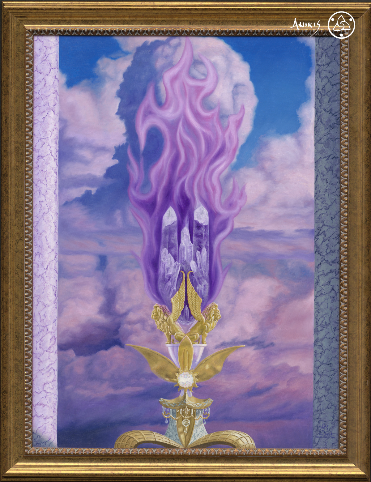 temple of violet flame