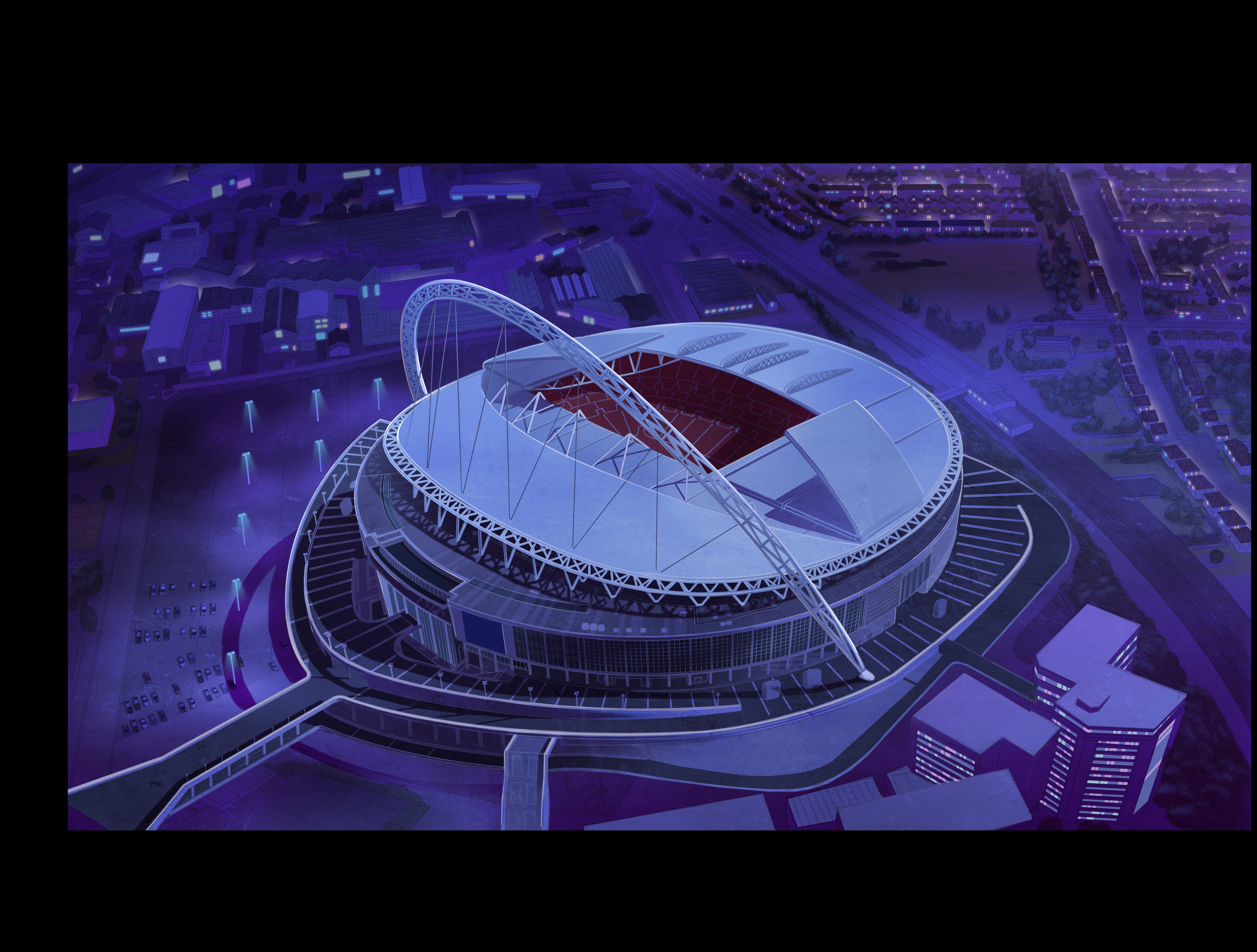 WembleyStadium_Night