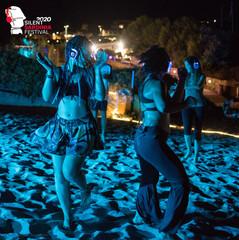 Silent Ecstatic Dance Laura Basile 2020 @ Rena Bianca