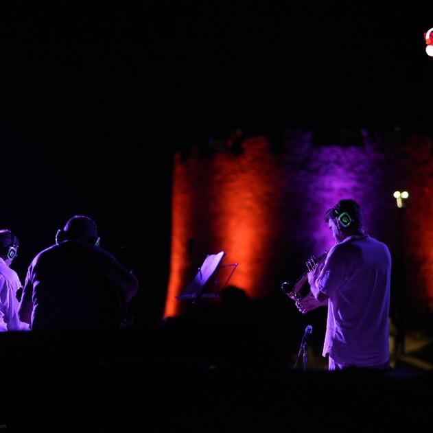 Silent Concert @ Torre Longonsardo