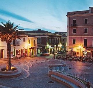 Piazza Santa Teresa Gallura