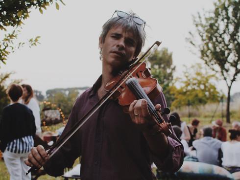 Ziganviolin - Musicista