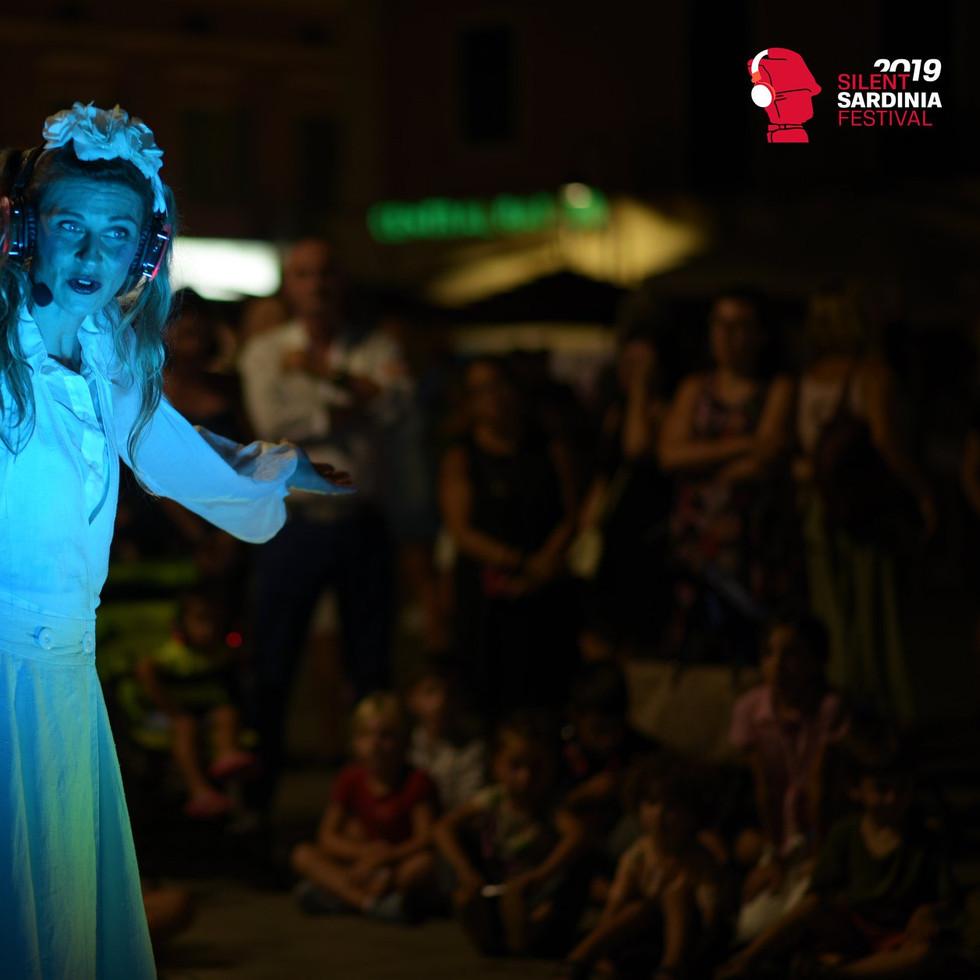 Silent Tales @ Silent Sardinia Festival 2019