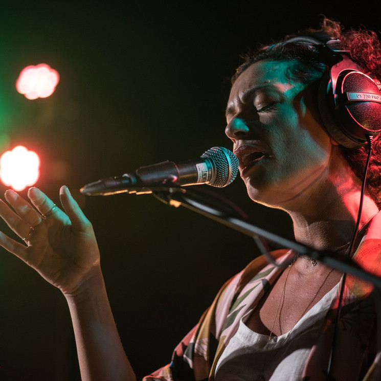 Silent Concert Sara Loreni 2020 @ Rena B
