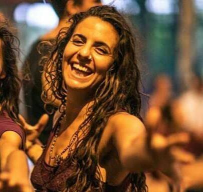 Amba - DJ Ecstatic Silent Dance