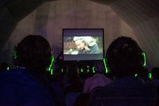 Silent Apecar Cinema