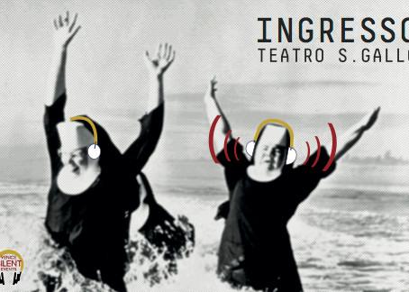 //04.12.2015 Silent.Party@TeatroSanGallo --> #SILENTVENICE #IS #BACK !