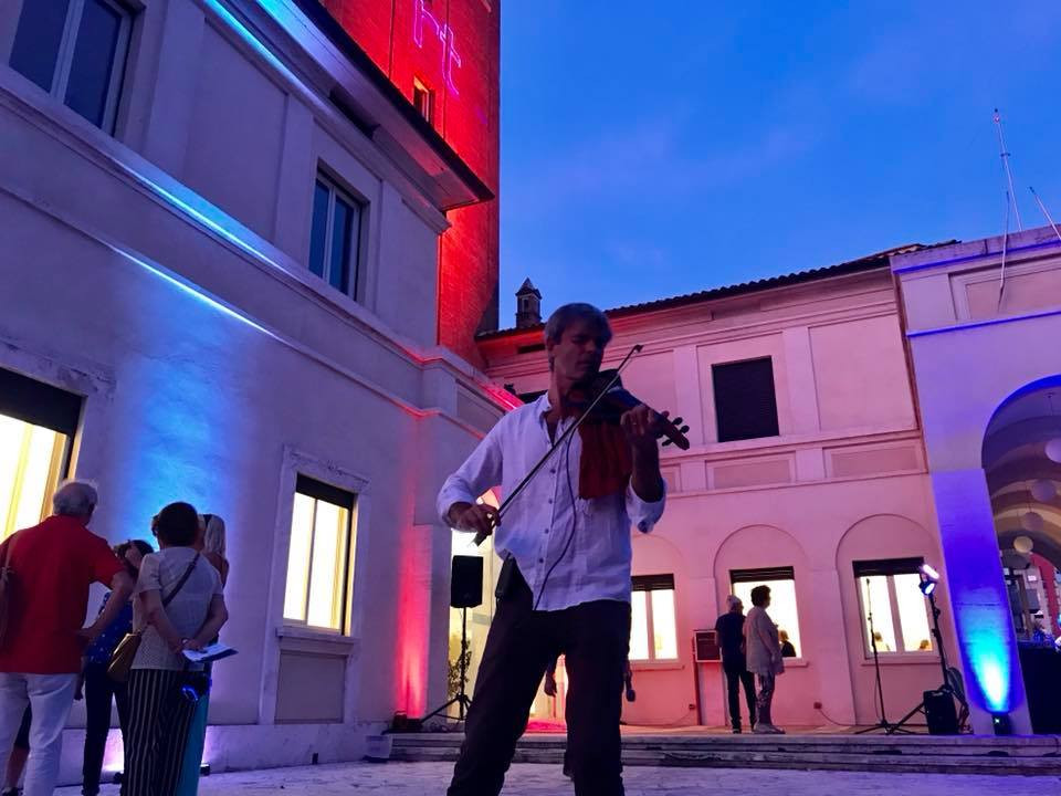Villa Farinacci - Move The Museum Festival (2018)