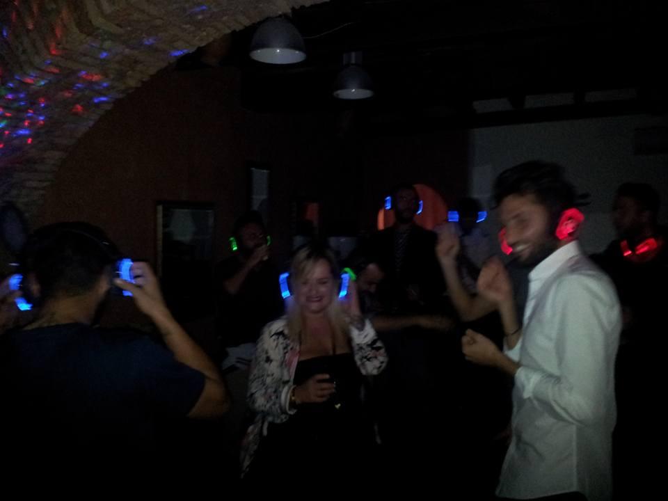 15.10.2015 Silent.Party@HairArtSoundRome