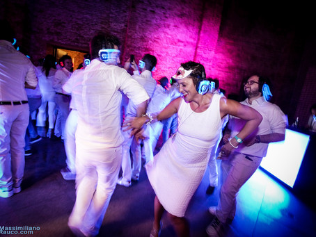 //Private #Silentdisco #Party Pack @ Italy